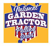 National Garden Tractor Pulling Series Logo